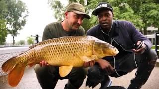 Carp Time 2017/2 – Urban fishing in Amsterdam - Trailer
