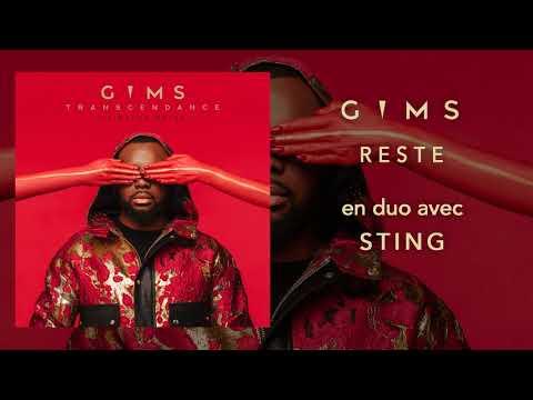 GIMS - Reste En Duo Avec Sting (Audio Officiel)