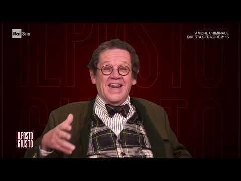 Philippe Daverio - Il Posto Giusto 19/01/2020