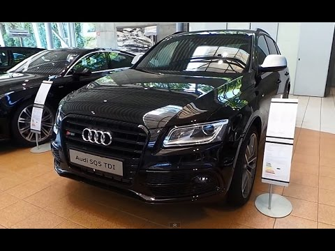audi sq5 2015 in depth review interior exterior youtube. Black Bedroom Furniture Sets. Home Design Ideas