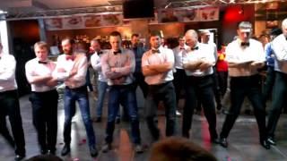 8 марта  2014г. Поздравление от мужчин Танцевальной Мастерской Маруся