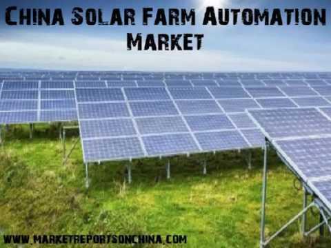 Market Report on China Solar Farm Automation