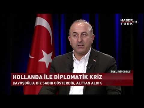 Özel Röportaj - 16 Mart 2017 (Mevlüt Çavuşoğlu)