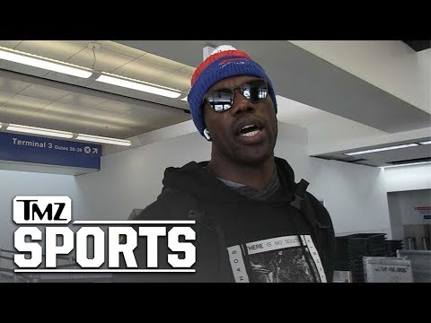 Terrell Owens Says Bench Eli Manning, Stop Blaming the O-Line | TMZ Sports