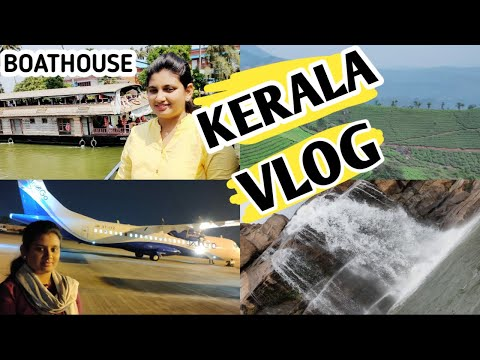 kerala tourist places|alleppey houseboat trip|munnar tourist places| #travelvlogsinkannada|Indriyare