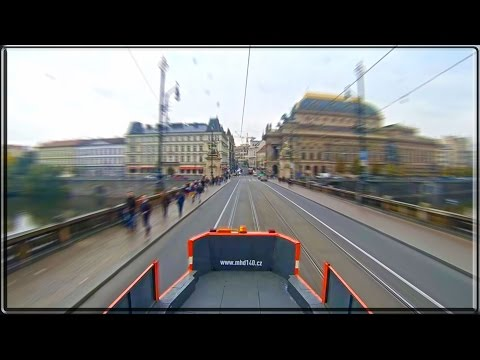 Praha - Mazací tramvaj (2015-10-18 12:00) from YouTube · Duration:  5 minutes 21 seconds