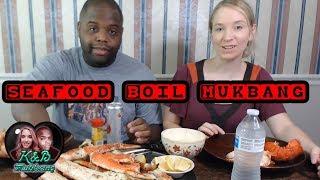 New Youtube Channel! K&B Mukbang Eating Channel!