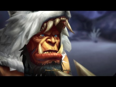 The Story of Frostfire Ridge - Warlords of Draenor [Lore]