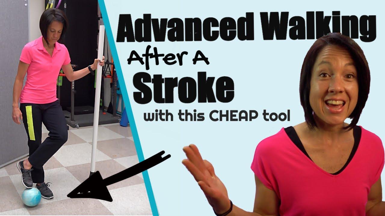 Advanced Balance and Walking Exercises