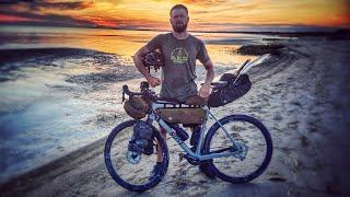 1.500km mit dem FAHRRAD #3 | Von Berlin nach Estland - Bikepacking Abenteuer Tour | Fritz Meinecke