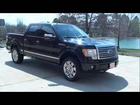 2009 ford f 150 platinum 4x4 supercrew navigation loaded. Black Bedroom Furniture Sets. Home Design Ideas