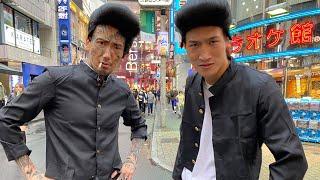 瓜田純士とヤンキーを探しに渋谷突撃してみた