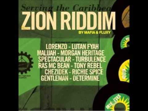Zion Riddim (Instrumental Version)