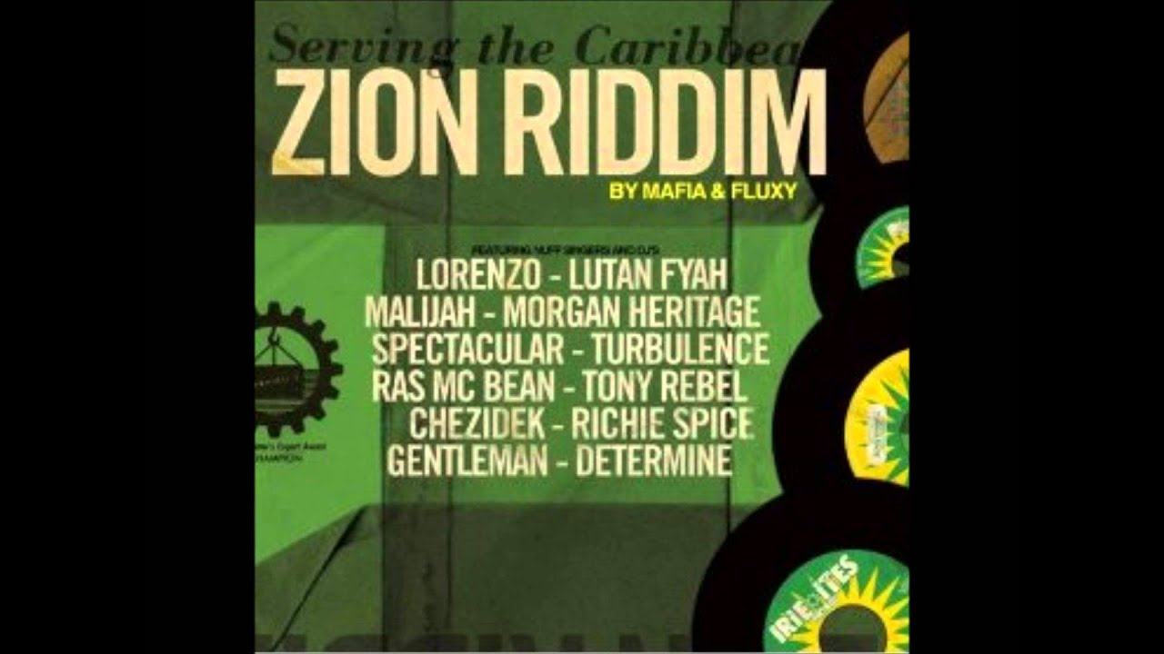 Zion Riddim (Instrumental Version)