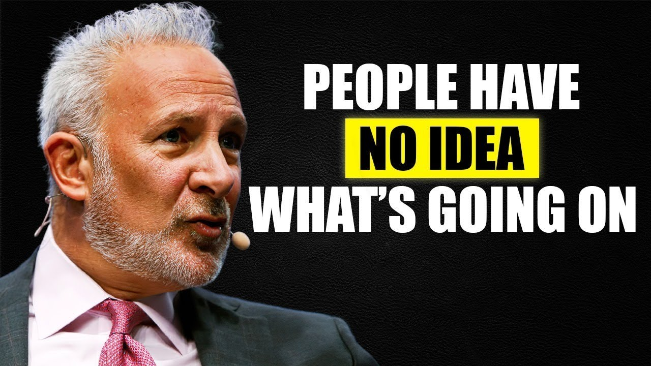 if YOU Pay Attention It can 10x your Wealth - Peter Schiff | Economy, inflation & Us Dollar