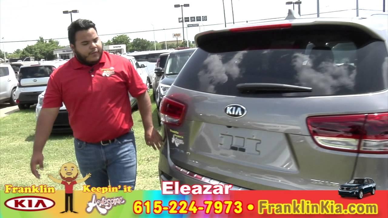 All New 2016 Kia Sorento Features Review Madison area