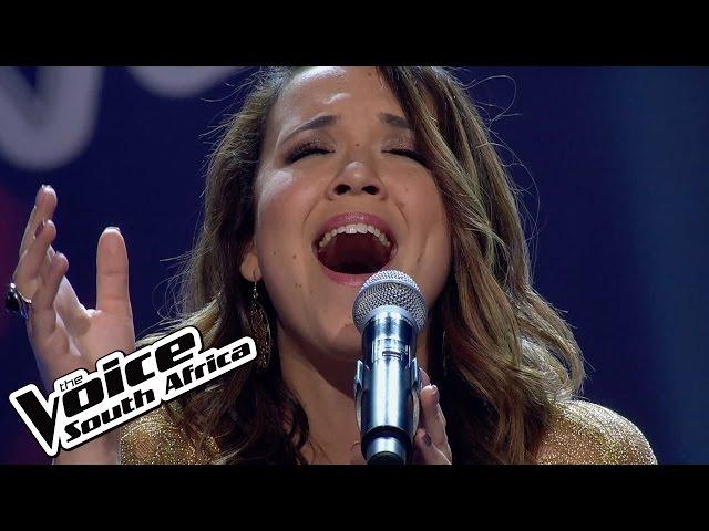Samantha - Somewhere Over The Rainbow | Blinds | The Voice SA Season 2
