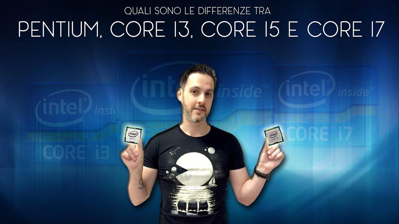 DOMANDA Differenze tra processore i5 ottava generazione e ...