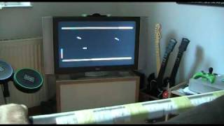 Bit.Trip Beat Mulitplayer accessory Wii Ware Nintendo