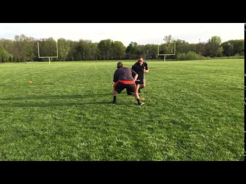 Dylan Gandy Trench Game Workout 5