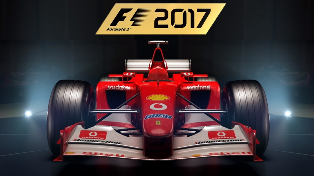 f1 2017 codemasters primer video youtube. Black Bedroom Furniture Sets. Home Design Ideas