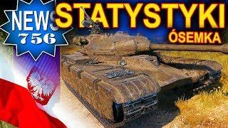Polski czołg T wz51 - znamy statystyki - analiza - World of Tanks