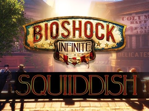 Welcome to Columbia 3- I am Commandeering this Airboat [Bioshock Infinite Gameplay, XBox 360]