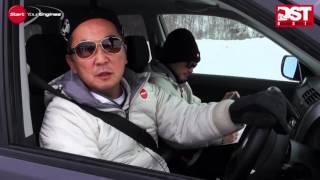 スバル・フォレスター2.0XT vs 三菱アウトランダー24G vs スズキ・エスクードXG【DST#Snow_01】