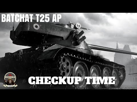 Batchat 25T AP Is It Working Now World Of Tanks Blitz