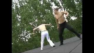Capoeira vs Kung fu fight thumbnail