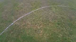 Finally got the quad flying as I want it! Well power / weight ratio wise anyway :D