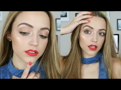 Download Youtube: Full Face DRUGSTORE Summer Makeup