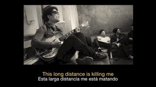 Bruno Mars - Long Distance HD (Sub español - ingles)