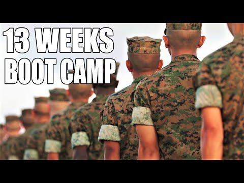 Making Marines | 13 Weeks of U.S. Marine Corps Recruit Training