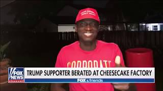 Cheesecake Factory Employees Attack Black Trump Supporter For Wearing MAGA Hat