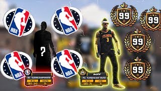 99 OVERALL HELPS REAL NBA PLAYER FIX HIS RECORD. 99 overall x REAL NBA PLAYER NBA 2k18