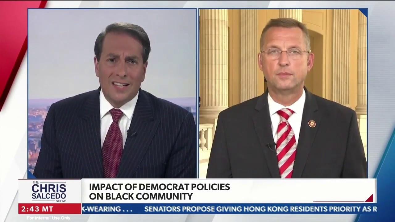 Collins Talks Atlanta Police, Joe Biden on Newsmax