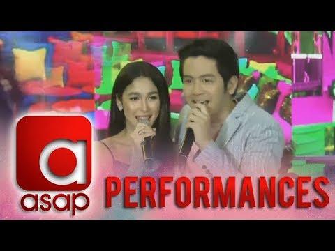 ASAP: Joshua and Julia sing 'Gusto Ko Lamang Sa Buhay'