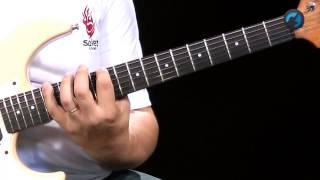 Arpejo e Sweep - aula técnica de guitarra