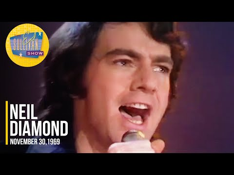 """Download Neil Diamond """"Holly Holy"""" on The Ed Sullivan Show"""