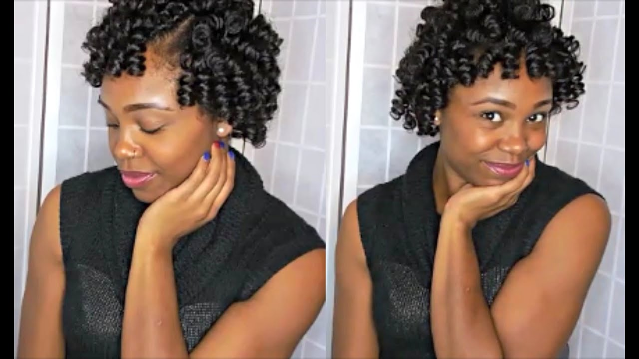 Crochet Braids Kenzie Curls ft. Curlkalon - YouTube