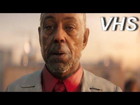Far Cry 6 - Трейлер на русском - VHSник