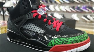 How to lace Jordan SPIZIKE