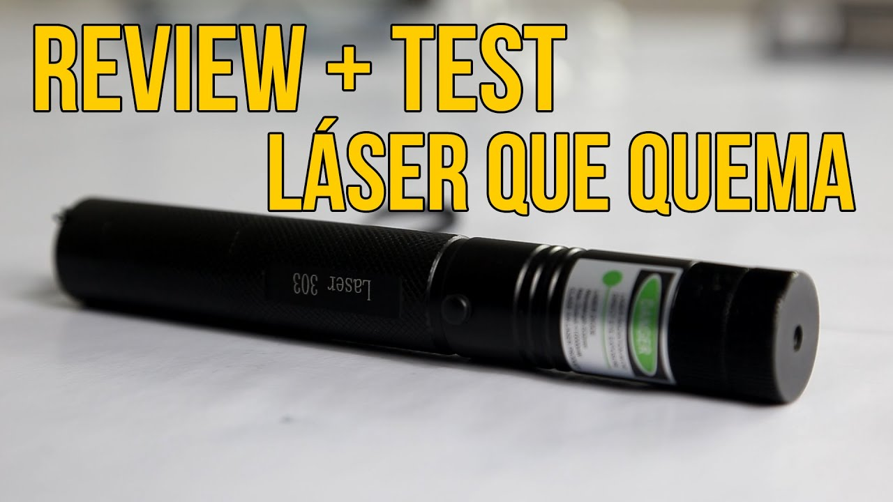 how to make a powerful laser at home