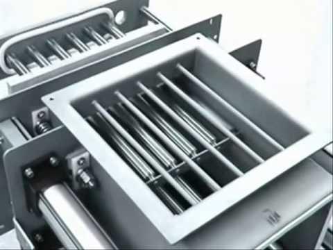 Industrial Magnet - Tramp Metal Separation