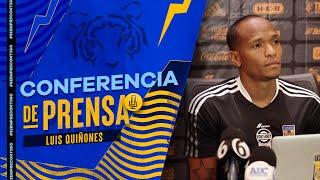 📹🎙️ Conferencia de prensa del 18 de junio, con Luis Quiñones