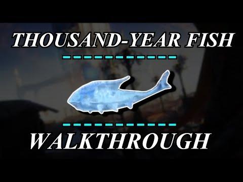 Warframe - Thousand-Year Fish Walkthrough