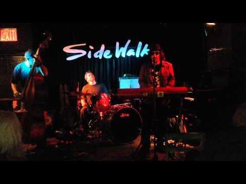 Giant Flying Turtles - Human In The End live@Sidewalk Cafe 11/08/2013