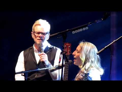 "Laura Story with Steven Curtis Chapman "" Blessings"" LIVE @The Glorious Unfolding Tour 2013"