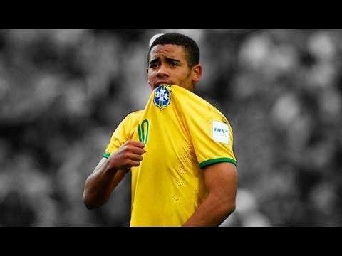 Gabriel jesus incredible skills show brazil 2015 youtube for Gabriel jesus squadre attuali